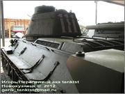 Советский средний танк ОТ-34, завод № 174, осень 1943 г., Военно-технический музей, г.Черноголовка, Московская обл. 34_048
