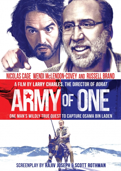 Nicolas Cage - Página 4 Army_Of_One_Poster