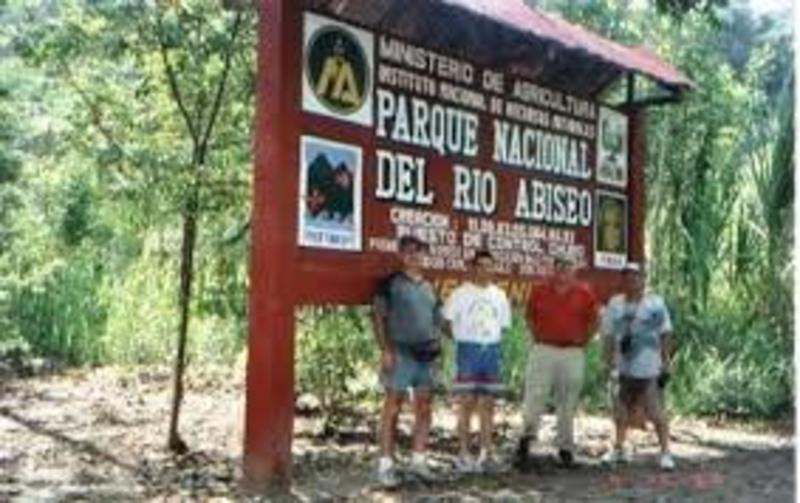 MONEDA UN NUEVO SOL DE PERU - ARQUEOLOGIA  PARQUE_NACIONAL_DEL_RIO_ABISEO
