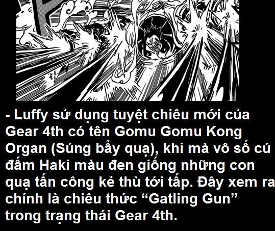 [Grand Line News] Thông tin One Piece Chapter 838 9