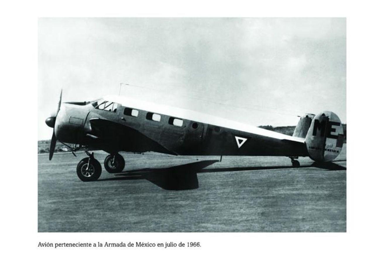 Aeronaves  del pasado de la SEMAR. Page_1_TRANSPARMADA1966