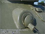 """Советский средний танк Т-34, завод № 183, III квартал 1942 года, музей """"Линия Сталина"""", Псковская область 34_183_037"""