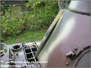"Немецкий тяжелый танк PzKpfw V Ausf.G  ""Panther"",  rue D'Erezee, Manhay, Belgique Panther_Manhay_145"