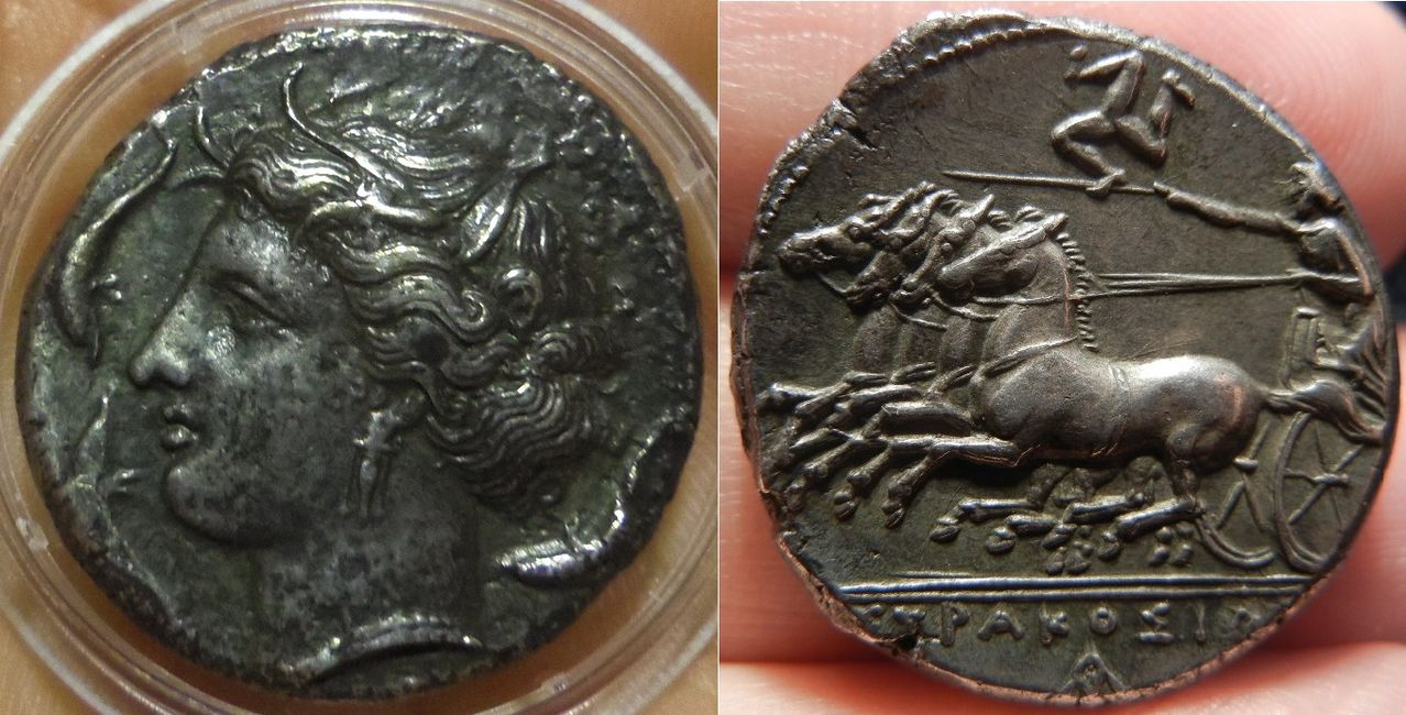 Monedas extraordinarias del periodo Clásico. Test_siracusssffkjffk