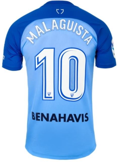 Equipación Málaga CF 2017-18 EEE