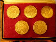 Monedas Conmemorativas de Juan Carlos I 1975 P1010111