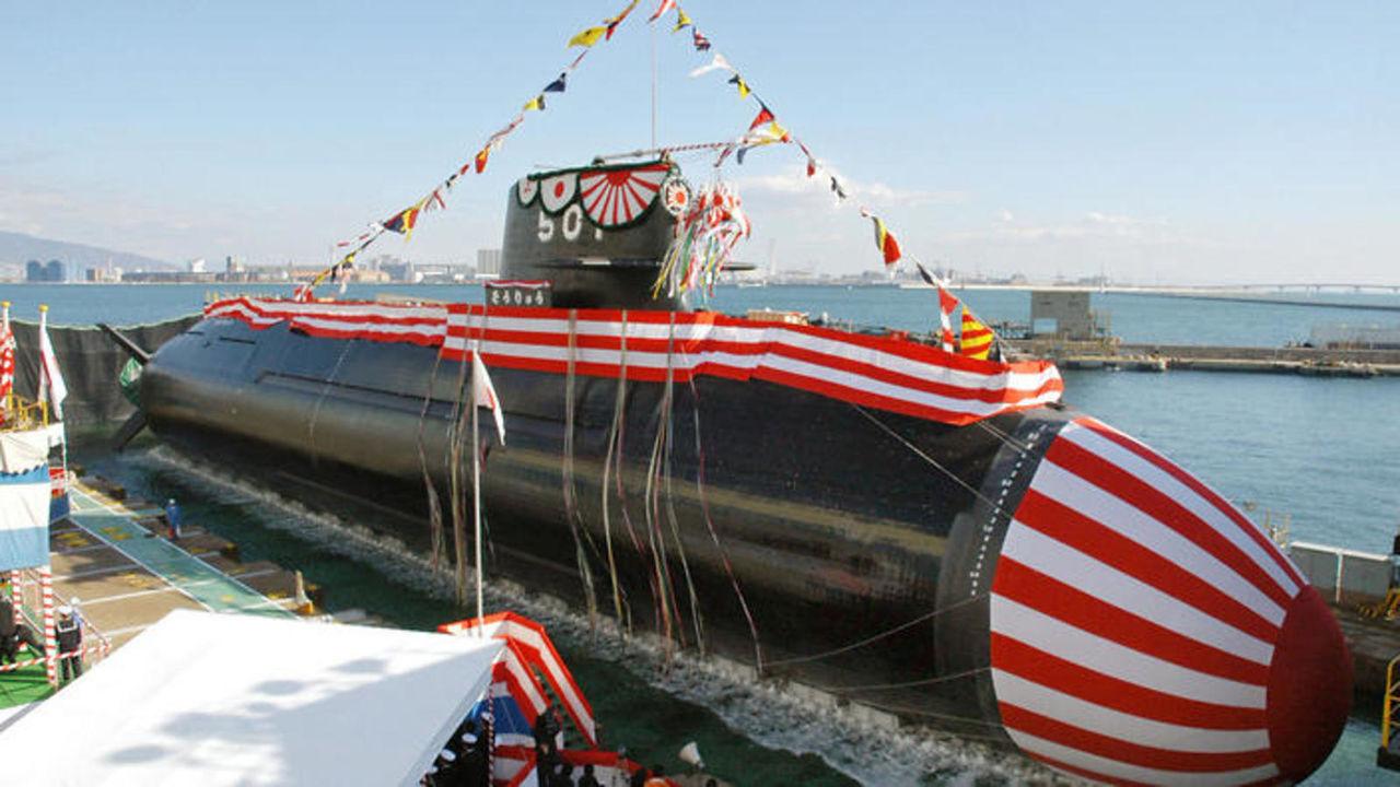 Submarino Clase SORYU(DRAGON AZUL) - Tecnologia avanzada y clasificada (sin compartir sus adelantos) Soryusub