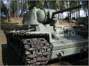 Советский тяжелый танк КВ-1, ЧКЗ, Panssarimuseo, Parola, Finland  1_005