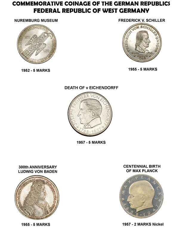 Monedas Conmemorativas de la Republica de Weimar y la Rep. Federal de Alemania 1919-1957 Pagina_5
