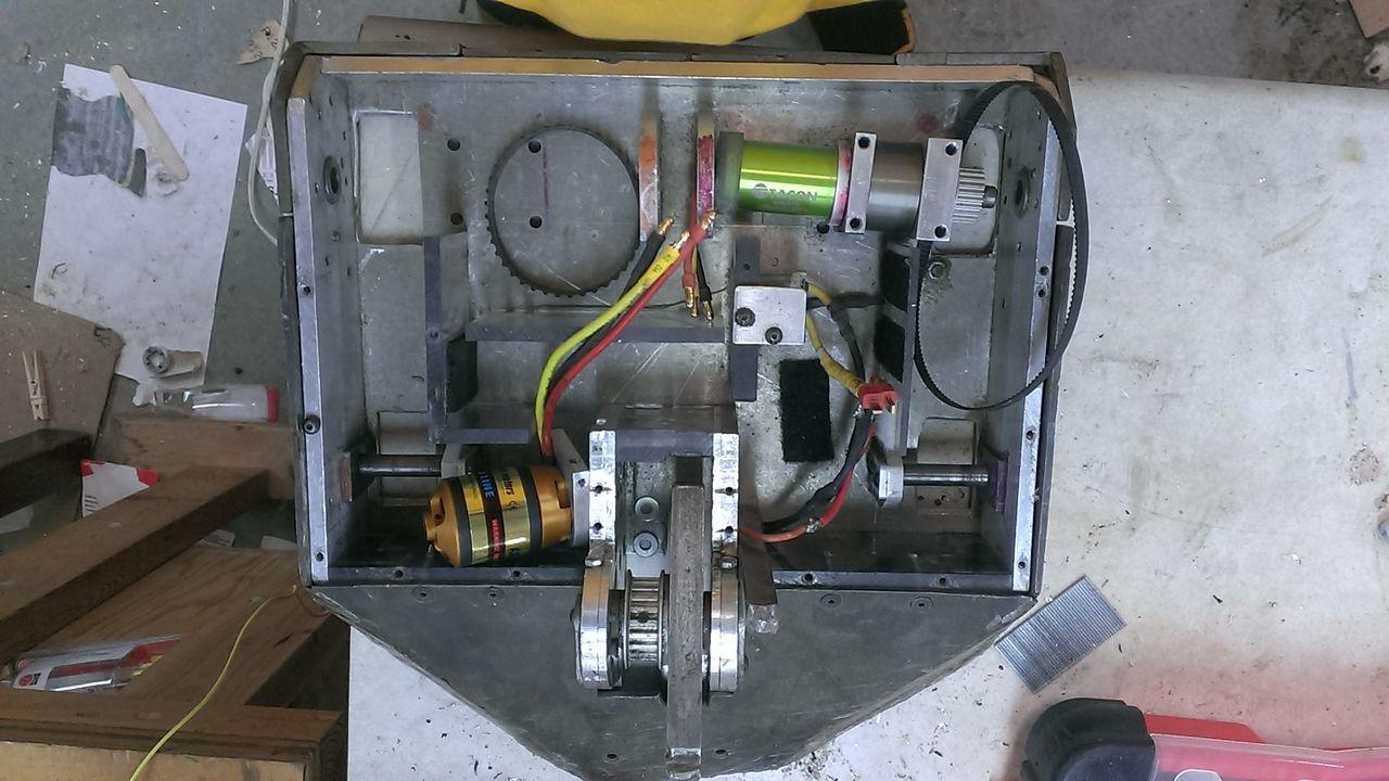 New 15 pound beater bot IMAG3302