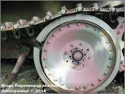 "Немецкий тяжелый танк PzKpfw V Ausf.G  ""Panther"",  rue D'Erezee, Manhay, Belgique Panther_Manhay_032"