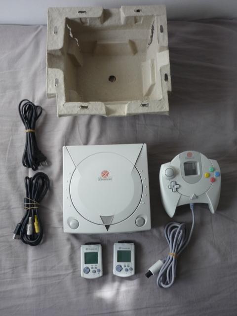[VDS/TROC] Saturn et Dreamcast Jap jeux P1040638