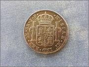 8 reales 1811 Fernando VII (Busto Indígena) - Lima - Dedicada a Lanzarote y Emiliano 20140222_142414