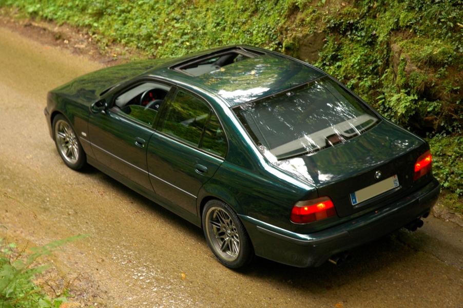 Bmw M5 E39 1999 DSC_6470