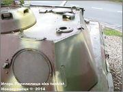 "Немецкий тяжелый танк PzKpfw V Ausf.G  ""Panther"",  rue D'Erezee, Manhay, Belgique Panther_Manhay_150"