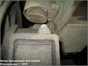"""Немецкая 15,0 см САУ """"Hummel"""" Sd.Kfz. 165,  Deutsches Panzermuseum, Munster, Deutschland Hummel_Munster_169"""