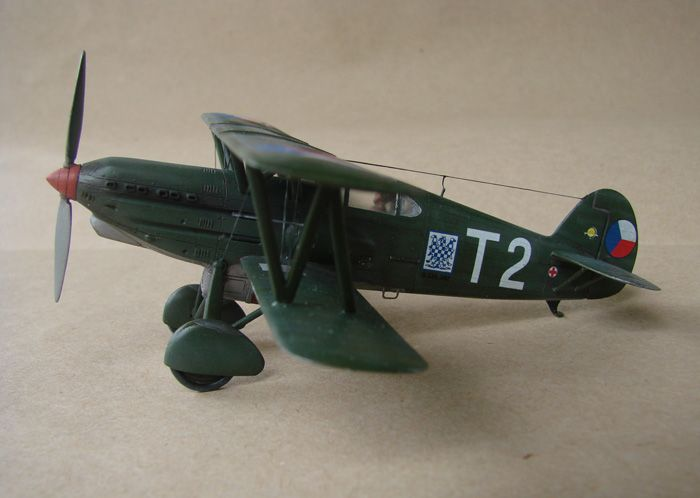 Avia B-534 serieIV., KP i RSmodels, 1/72 DSC00161