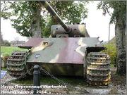 "Немецкий тяжелый танк PzKpfw V Ausf.G  ""Panther"",  rue D'Erezee, Manhay, Belgique Panther_Manhay_003"