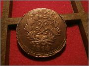 5 centimos 1814 sitio  Anvers P9110024