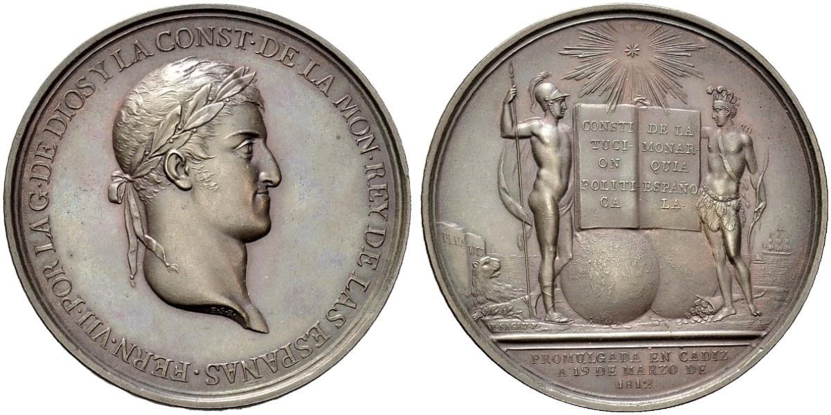 8 reales 1813. Fernando VII. Cádiz. El busto de Sagau. IMG_3816
