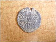 Dinero de Alfonso V de Aragón (1416-1458) de Cerdeña P1150056