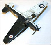 Hawker Hurricane MkI 1/72 airfix IMG_0977