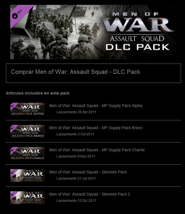 Men of War Assault Squad DLC Pack-PROPHET Captur10