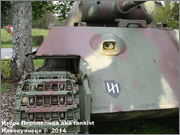 "Немецкий тяжелый танк PzKpfw V Ausf.G  ""Panther"",  rue D'Erezee, Manhay, Belgique Panther_Manhay_013"