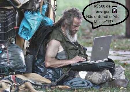 Tempos difíceis... Ou: Muita gente me pedindo ajuda/divulgação de vendas pelo FACE Energia