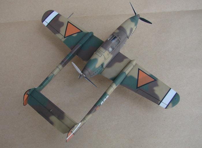 Fokker D-XXIII, RSmodels, 1/72 DSC02915