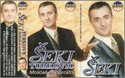 Seki Turkovic - Diskografija Seki2000ka