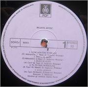 Biljana Jevtic  - Diskografija  1990_z_1