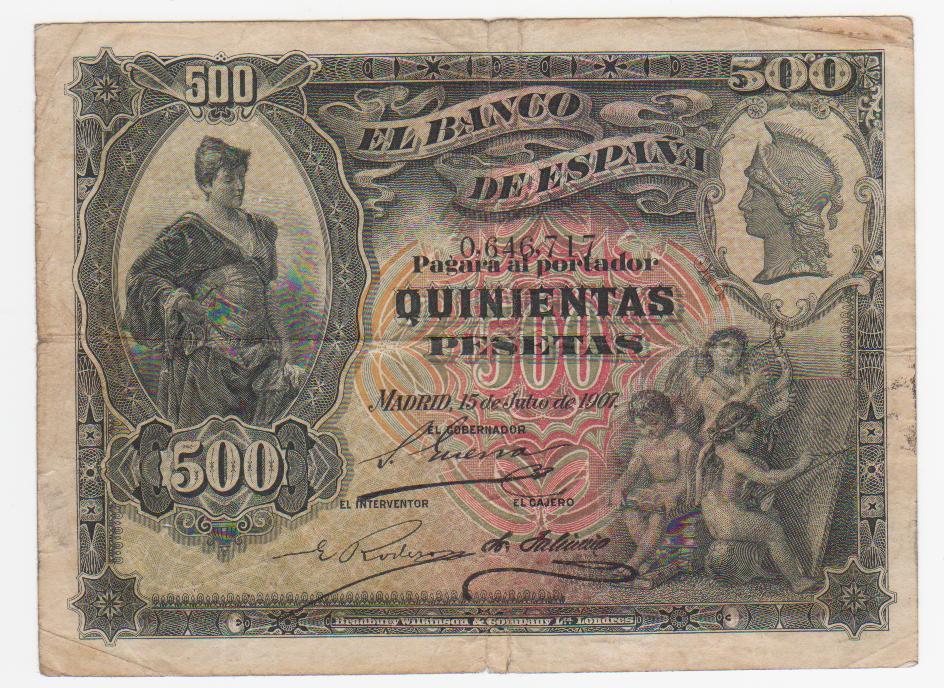 1907 - 500 Pesetas 1907 (julio) 500_pesetas_1907