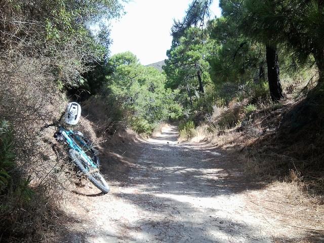 Bicis a Benahavis Foto2774