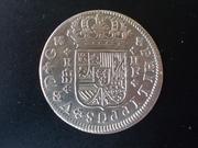 2 reales de Felipe V - Segovia: VARIANTES DSCN1243