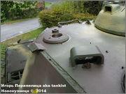 "Немецкий тяжелый танк PzKpfw V Ausf.G  ""Panther"",  rue D'Erezee, Manhay, Belgique Panther_Manhay_135"