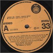 Vesna Zmijanac - Diskografija  Vesna_Zmijanac_1982_s_A