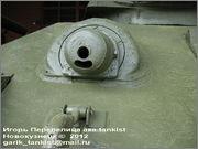 Советский средний танк ОТ-34, завод № 174, осень 1943 г., Военно-технический музей, г.Черноголовка, Московская обл. 34_068