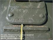 """Советский средний танк Т-34, завод № 183, III квартал 1942 года, музей """"Линия Сталина"""", Псковская область 34_183_005"""