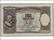 El extraño caso de las 1000 pesetas de 1937 de Carte Valori A1054q