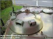 "Немецкий тяжелый танк PzKpfw V Ausf.G  ""Panther"",  rue D'Erezee, Manhay, Belgique Panther_Manhay_147"