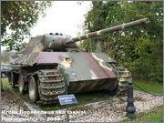 "Немецкий тяжелый танк PzKpfw V Ausf.G  ""Panther"",  rue D'Erezee, Manhay, Belgique Panther_Manhay_005"