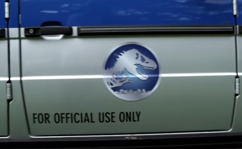 Mercedes no filme Jurassic World Screenshot_110