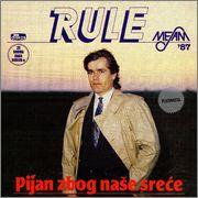 Nervozni postar - Diskografija Rule_1988_lp_Prednja