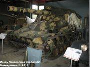 """Немецкая 15,0 см САУ """"Hummel"""" Sd.Kfz. 165,  Deutsches Panzermuseum, Munster, Deutschland Hummel_Munster_177"""