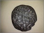 Dinero de Alfonso IX. (1188-1230). León. Image