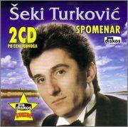Seki Turkovic - Diskografija Seki_Turkovic_2003_Spomenar_prednja