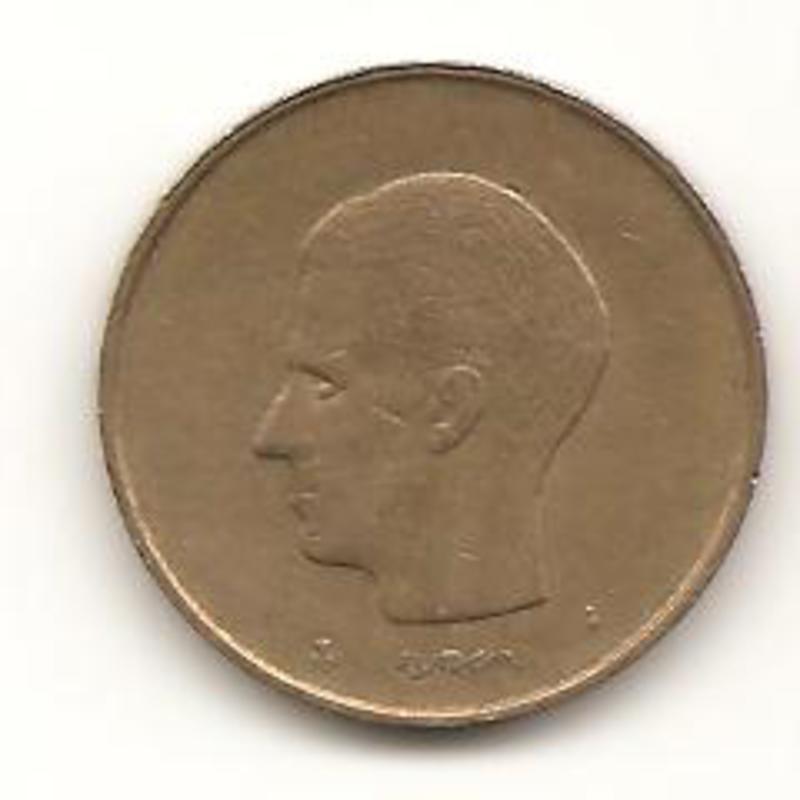 Bélgica 20 francos de 1980 Image