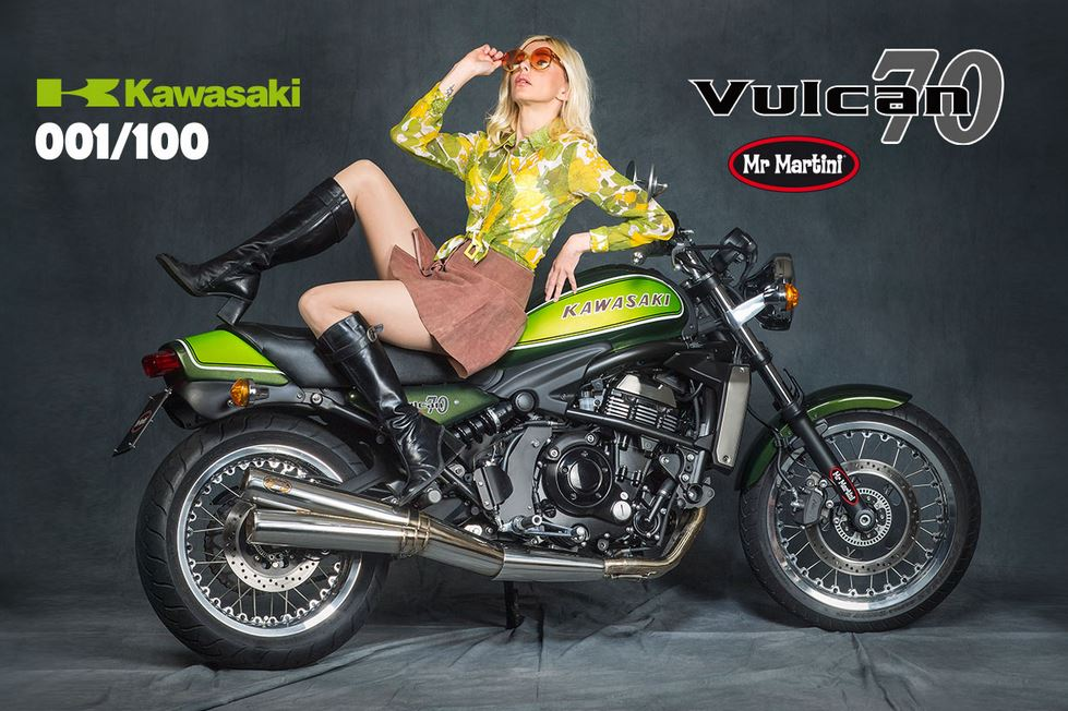 Kawasaki Vulcan '70 by Mr. Martini Image