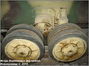 """Немецкая 15,0 см САУ """"Hummel"""" Sd.Kfz. 165,  Deutsches Panzermuseum, Munster, Deutschland Hummel_Munster_164"""